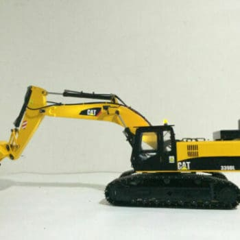 New Model RTR 1/12 Full Metal Hydraulic Excavator Children's Birthday Gift