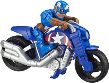 Captain America 5' Figure 3