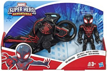 Kid Arachnid 5' Figure 2