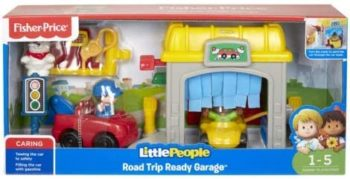 Little People - Road Trip Ready Garage