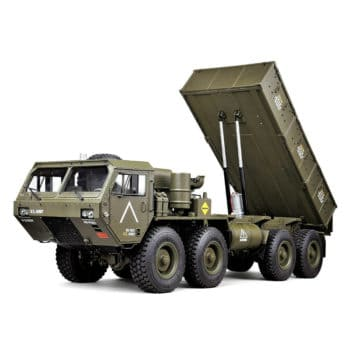 1/12 RC Army Truck 8X8 HG P803A Upgraded
