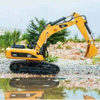 330DL from Xiaomi Youpin for CAT 1/20 2.4G RC Excavator Alloy Construction Truck