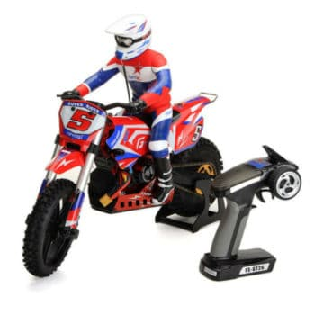 1/4 RC Dirt Bike Motorcycle Super Rider SKYRC SR5