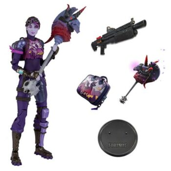 "Fortnite Figures - 7"" Scale Dark Bomber"