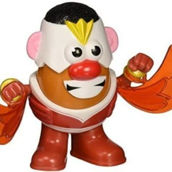 Mr Potato Head falcon 1