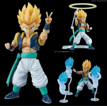 Bandai Dragon Ball Z Figure-Rise Super Saiyan Gotenks