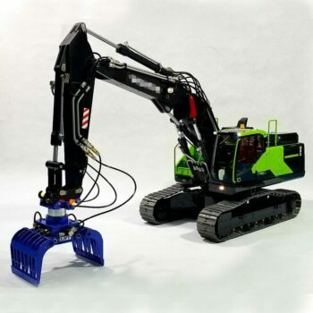 1/14 Hydraulic Excavator With Adjustable Boom