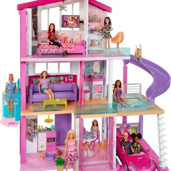 Barbie Dreamhouse Playset 1