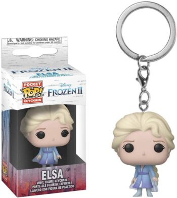 Pocket Pop Keychain Frozen 2 Elsa 2
