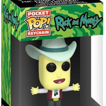 Pocket Pop Keychain Mr Poopybutthole 1