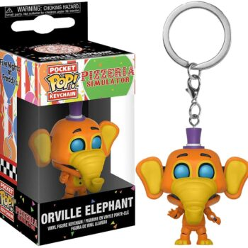 Pocket Pop Keychain Orville Elephant 2
