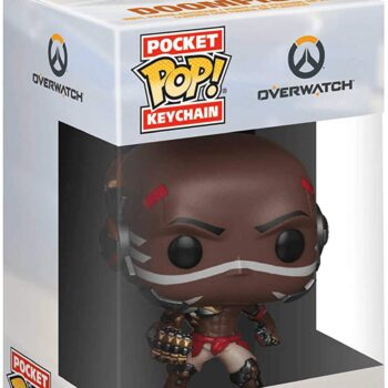 Pocket Pop Keychain - Overwatch - Doomfist 2