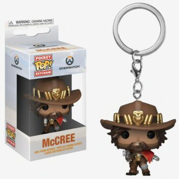 Pocket Pop Keychain Overwatch McCree 2