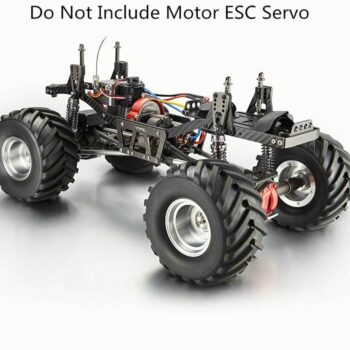 TFL C1610A 1/10 4WD Rc Alloy Billet Crawler Monster Truck ARTR No Electronics