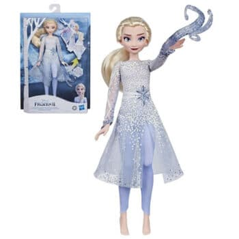 Frozen 2 Dolls - Magical Discovery Elsa