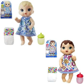 Baby Alive Dolls Sips Blonde Baby