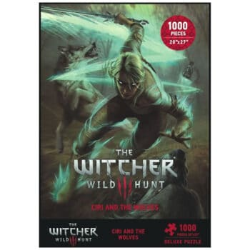 The Witcher 3 Wild Hunt puzzle 1