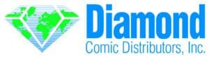 Diamod comic logo